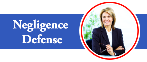Negligence Defense - Insurance Defense